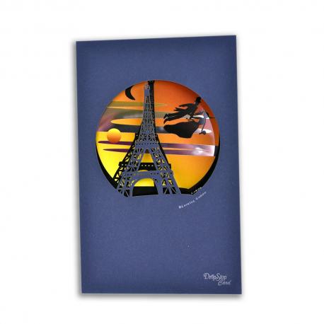 DropStop Card Tour Eiffel