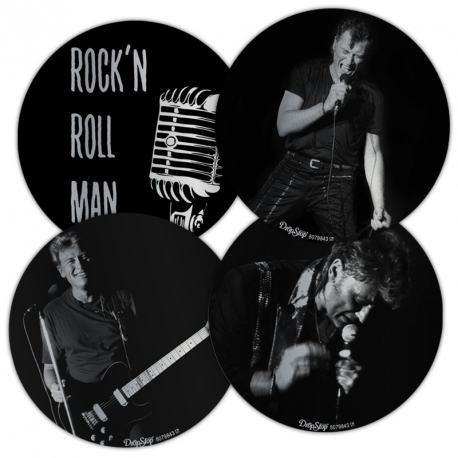 "DropStop ""Rock'n Roll Man"""