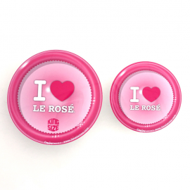 Pochette DropStop I LOVE LE ROSÉ