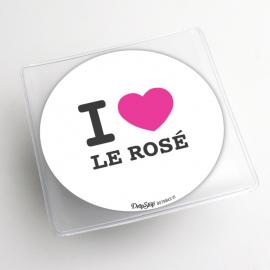 DropStop I LOVE LE ROSÉ