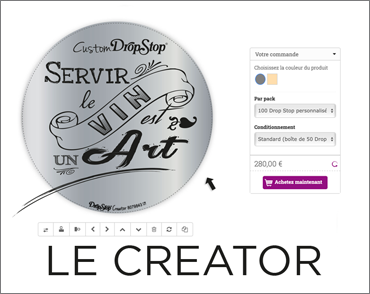 DropStop Creator